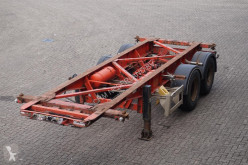 Van Hool Container chassis 2-assig / 20ft. semi-trailer