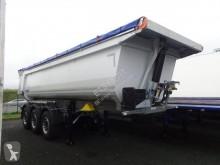 Semi remorque benne TP Schmitz Cargobull SKI Benne TP Acier 3 essieux