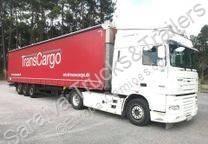 Полуприцеп Schmitz Cargobull S01 шторный б/у