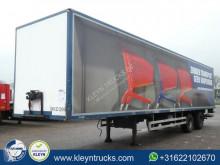 Pacton T2-001 lfit semi-trailer