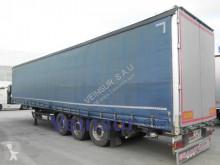 Semirremolque caja abierta Schmitz Cargobull SCS