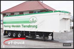 Used tanker semi-trailer Feldbinder Köhler Restlosentleerer, Getreide 66 cbm, HU 09/2021