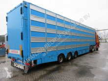 Pezzaioli cattle semi-trailer SBA 31U