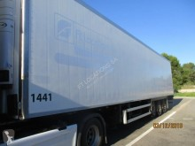 Frappa LECITRAILER NEWAY P1441 semi-trailer used mono temperature refrigerated