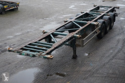 Van Hool Container chassis 40ft. / Multi / BPW eco semi-trailer