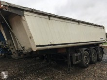 Schmitz Cargobull semi-trailer used tipper
