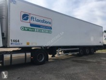 Frappa LECITRAILER NEWAY P1464 semi-trailer used multi temperature refrigerated