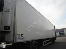 Frappa multi temperature refrigerated semi-trailer LECITRAILER NEWAY P1477