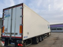 Frappa LECITRAILER NEWAY P1479 semi-trailer used mono temperature refrigerated