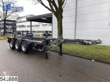 semi remorque Burg Container 20 / 30 FT Container chassis, Twistlocks