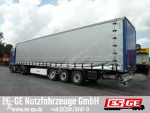 naczepa Krone 3-Achs-Auflieger mit Schiebeverdeck