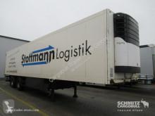 Yarı römork Schmitz Cargobull Tiefkühler Standard Ladebordwand