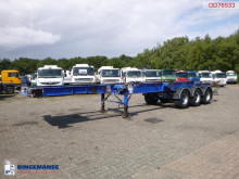 Semitrailer SDC container trailer 20-30-40 ft containertransport begagnad