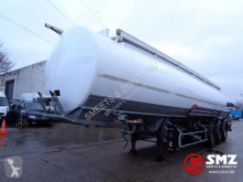 Trailor Oplegger 39000 L semi-trailer used tanker