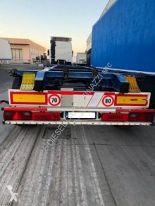 Schmitz Cargobull semi-trailer used container