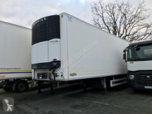 Chereau multi temperature refrigerated semi-trailer 3 essieux