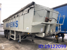 Tipper semi-trailer 31 cub in alu