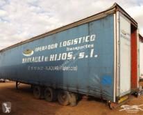 Montenegro MEGA semi-trailer used tarp