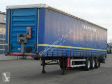 General Trailers tarp semi-trailer