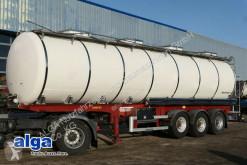 nc Chiavetta S-SCN, isolierter Edelstahl Tank, 32m³ semi-trailer