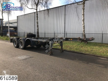 semiremorca Burg Container 20 / 30 FT, Container chassis, Twistlocks