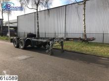 naczepa Burg Container 20 / 30 FT, Container chassis, Twistlocks