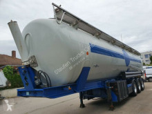 Semirimorchio cisterna polverulenti Spitzer SK2760 CAL 60 Kb Elektro Kippsilo TÜV. NEU!