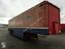 Kempf beverage delivery flatbed semi-trailer