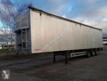 Reisch Schubboden 90 Kubik Boden sehr gut!! semi-trailer used moving floor
