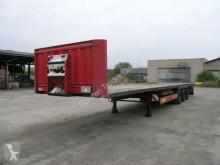 Krone flatbed semi-trailer SD Plattform Steckrungen 445 MEGA
