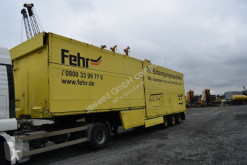 Semi reboque Schmitz Cargobull Edelhoff AS-T / Ladungssiche / hydr Klappe / ADR furgão usado