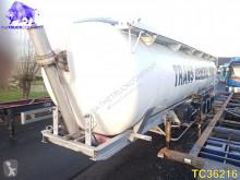 Semirimorchio cisterna Spitzer Tank