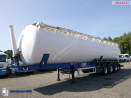 semirimorchio Feldbinder Powder tank alu 63 m3 / 1 comp (tipping)