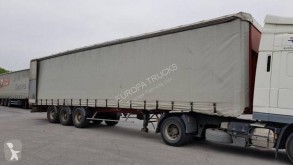 Lecitrailer semi-trailer used tautliner