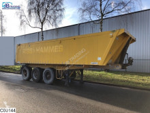 Robuste Kaiser tipper semi-trailer kipper