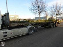 Trailer Fruehauf SYY3CX tweedehands platte bak