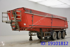 Schmitz Cargobull tipper semi-trailer 30 cub in alu