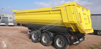 Lider trailer HARDOX 450 semi-trailer used tipper
