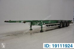 trailer Turbo's Hoet Skelet 40-45 ft