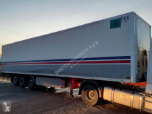 Merker SEMIRIMORCHIO, FRIGORIFERO, 3 assi semi-trailer used refrigerated