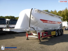 Spitzer tanker semi-trailer Powder tank alu 40 m3 / 1 comp