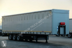 naczepa Kögel CURTAINSIDER / STANDARD/ LIFTED AXLE/PALLET BOX