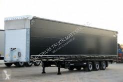semirimorchio Schmitz Cargobull CURTAINSIDER / VARIOS MEGA / HYDR. LIFTED ROOF
