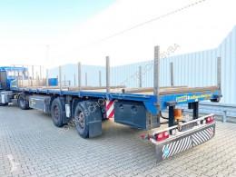 Fliegl flatbed semi-trailer SZS 290 SZS 290, Zwangsgelenkt