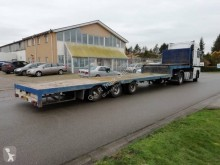 Broshuis heavy equipment transport semi-trailer AUSZIHBAR