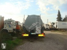 Trailor semi-trailer used oil/fuel tanker