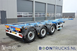 D-TEC FLEXITRAILER | DISC BRAKES * 20-30-40-45ft HC semi-trailer