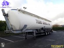 Spitzer Tank semi-trailer used tanker
