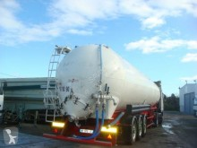 Magyar ALIMENTAIRE semi-trailer used powder tanker