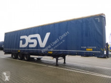 Krone SDP Mega Schiebeplanen Sattelauflieger 27 eLHG4-CS D semi-trailer used tarp